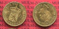 10 Gulden Goldmünze Kursmünze 1925 Niederlande Holland Wilhelmina f. pr... 239,00 EUR  + 8,50 EUR frais d'envoi