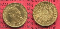 20 Mark Goldmünze 1888 Preußen, Purssia German Empire Kaiser Friedrich ... 335,00 EUR  + 8,50 EUR frais d'envoi