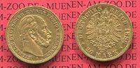 20 Mark Goldmünze, Preußen 1886 A Preußen, Prussia German Empire Wilhel... 325,00 EUR kostenloser Versand