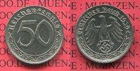 50 Pfennig 1939 A Deutschland 1933-1945 1933-1945 50 Pfennig 1939 A Ni ... 43.75 US$ 39,00 EUR  +  9.53 US$ shipping