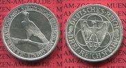 3 Mark Silber Gedenkmünze 1930 G Weimarer Republik Deutsches Reich Rhei... 59,00 EUR  zzgl. 4,20 EUR Versand