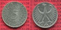 5 DM Silberadler 1958 J Bundesrepublik Deutschland Kursmünze Silberadle... 391.73 US$ 350,00 EUR  +  9.51 US$ shipping