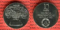 10 Mark DDR Silber Gedenkmünze 1982 DDR, GDR Eastern Germany Eröffnung ... 29,00 EUR  + 8,50 EUR frais d'envoi