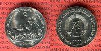 10 Mark DDR Gedenkmünze 1989 DDR, GDR Eastern Germany 225. Geburtstag v... 89,00 EUR  + 8,50 EUR frais d'envoi