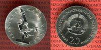 20 Mark Silbergedenkmünze 1988 DDR Gedenkmünze 100. Todestag Carl Zeiss... 220,00 EUR  + 8,50 EUR frais d'envoi