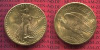 20 Dollars Gold St. Gaudens Double Eagle 1927 USA USA 20 Dollars 1927 G... 1385,89 EUR1358,17 EUR