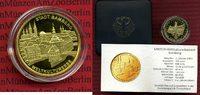 Deutschland BRD 100 Euro Goldmünze 1/2 Unze Deutschland BRD 100 Euro Gold 2004 J Weltkulturerbe Bamberg Stgl. OVP