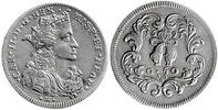 1/2 Ducato 1693 Italien,Neapel,Karl II.v.Spanien  Vorzüglich  410,00 EUR  zzgl. 5,00 EUR Versand