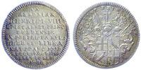 Fulda,Heinrich VIII.von Bibra,10 Kreuzer 1788 auf seinen Tod. vz-st  165,00 EUR  zzgl. 5,00 EUR Versand