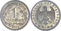 Reichsmark 1936 F Deutschland,3.Reich  f.st  70,00 EUR  zzgl. 5,00 EUR Versand