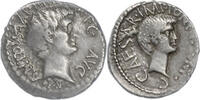 Marc Anton & Octavian,Denar 39 v.Chr.Brundisium/Brindisi Sehr schön/... 955,00 EUR  zzgl. 15,00 EUR Versand