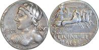 C.Licinius Macer,Denar 84 v.Chr.,Rom. Sehr schön  90,00 EUR  zzgl. 5,00 EUR Versand
