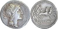 C.Claudius Pulcher,Denar Rom.110-109 v.Chr. Gutes vorzüglich  137,00 EUR  zzgl. 5,00 EUR Versand