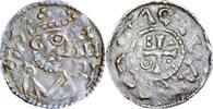 Heinrich II.Pfennig,Augsburg. Vorzüglich  1390,00 EUR  zzgl. 15,00 EUR Versand