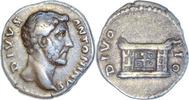 Antoninus Pius, Denar 161 n.Chr.,Rom. gutes sehr schön  70,00 EUR  zzgl. 5,00 EUR Versand