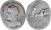 C.Licinius Macer Denar 84 v.Chr.,Rom. Fast ss  55,00 EUR  zzgl. 5,00 EUR Versand