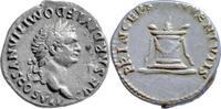 Titus für Domitian,Denar 80 n.Chr.,Rom vz,kl.Sf.a.d.Vs.  135,00 EUR  zzgl. 5,00 EUR Versand