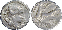 Ti.Claudius Nero Denar 79 v.Chr.,Rom. Sehr schön  69,00 EUR  zzgl. 5,00 EUR Versand