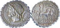 L.Memmius Galerius,Denar 106 v.Chr.,Rom. Vorzüglich  325,00 EUR  zzgl. 5,00 EUR Versand