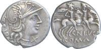 Denar   Cn.Lucretius Trio, Denar 136 v.Chr.Rom. vorzüglich/fast vorzügl... 185,00 EUR  zzgl. 5,00 EUR Versand