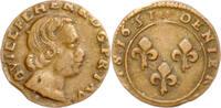 Wilhelm-Henry von Nassau(1650-1702)Denier Tournois 1651 Orange. Vorz... 275,00 EUR  zzgl. 5,00 EUR Versand