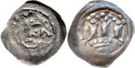 Salzburg, Geistlichkeit. Adalbert von Böhmen,1168-1177.Pfennig o.J.,... 155,00 EUR  zzgl. 5,00 EUR Versand
