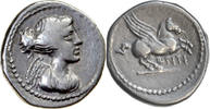 Quintus Titius,Quinar 90 v.Chr.,Rom. ss-vz  185,00 EUR  zzgl. 5,00 EUR Versand