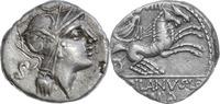 D.Iunius Silanus,Denar 91 v.Chr.,Rom. vorzüglich/sehr schön  85,00 EUR  zzgl. 5,00 EUR Versand