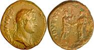 Hadrianus,As134-138 n.Chr.,Rom. sehr schön  70,00 EUR  zzgl. 5,00 EUR Versand
