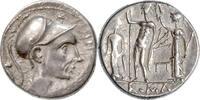 Cn.Cornelius Blasio.Denar 112-111 v.Chr.,Rom. vorzüglich  450,00 EUR  zzgl. 5,00 EUR Versand