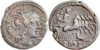 Quintus Fabius Labeo,Denar 124 v.Chr.,Rom. gutes sehr schön  95,00 EUR  zzgl. 5,00 EUR Versand