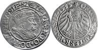 Groschen 1535 Polen für Preussen  Sehr schön  85,00 EUR  zzgl. 5,00 EUR Versand