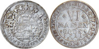 VI Mariengroschen 1711 Münster MÜNSTER,BISTUM. Sehr schön  77,00 EUR  zzgl. 5,00 EUR Versand