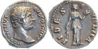 Hadrianus,Denar 134-138 n.Chr.,Rom. Vorzüglich  165,00 EUR  zzgl. 5,00 EUR Versand