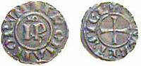 Denar 1197-1250 Königreich Sizilien,Friedrich II.  Prägefrisch  195,00 EUR  zzgl. 5,00 EUR Versand