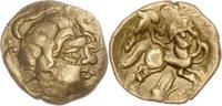 Gallien,Pictones.Stater 1.Jh.v.Chr. ss-vz  1375,00 EUR  zzgl. 15,00 EUR Versand