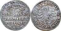 Polen,Sigismund I.Krongroschen,1527 Fast vorzüglich  55,00 EUR  zzgl. 5,00 EUR Versand