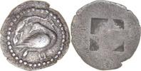 Makedonien, Eion. AR-Trihemiobol 500-437 v.Chr. Gutes sehr schön  115,00 EUR  zzgl. 5,00 EUR Versand