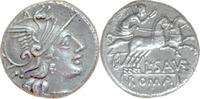 L.Saufeius,Denar 152 v.Chr.,Rom. fast vorzüglich  125,00 EUR  zzgl. 5,00 EUR Versand