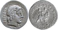 Mn.Fonteius.Denar 85 v.Chr.,Rom. vorzüglich/gutes sehr schön  125,00 EUR  zzgl. 5,00 EUR Versand