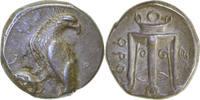 Bruttium,Kroton,Stater 420-380 v.Chr Vorzüglich  2250,00 EUR  zzgl. 15,00 EUR Versand