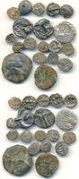 Lot 19 Kleinmünzen  Kelten: Zum Teil gute ...