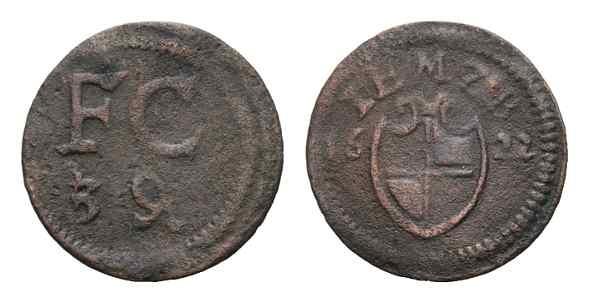 Brandenburg-ansbach: Joachim Ernst, 1603-1625 Kipper- 3 Pfennig 1622