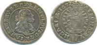 Habsburg: 6 Kreuzer. Münzstätte Kremnitz. 1672 ss, Schrötlingsfehler Leo... 22,00 EUR  zzgl. 1,00 EUR Versand