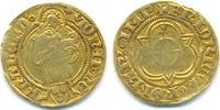 Goldgulden o.J.,1460-90. Frankfurt Stadt:  ss  450,00 EUR  zzgl. 4,00 EUR Versand