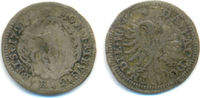 2 Kreuzer 1721 Freiburg im Breisgau: Rabenkopf / Adler ss  40,00 EUR  zzgl. 2,50 EUR Versand