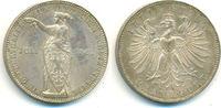 Taler Schützenfest 1862 Frankfurt Stadt:  vz-st  125,00 EUR  zzgl. 4,00 EUR Versand