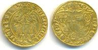 Goldgulden. Koblenz. o.J.(1410/14) Trier Erzbistum: Werner von Falkenst... 450,00 EUR  zzgl. 4,00 EUR Versand