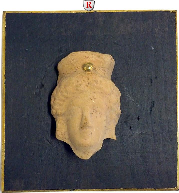 Objekte aus Ton Griechenland Figur Hellenistisch 3 -1 Jh v