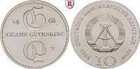 10 Mark 1968  J.1523 10 Mark 1968 Ag Gutenberg st  28,00 EUR  +  10,00 EUR shipping